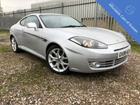 USED 2008 08 HYUNDAI S-COUPE 2.0 SIII 3d 141 BHP Great Spec incl; Heated Black Leather Seats, Sunroof, A/C, Alloys, etc