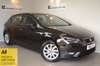 USED 2016 16 SEAT LEON 1.2 TSI SE TECHNOLOGY DSG 5d AUTO 110 BHP Immaculate - Satellite Navigation - Full Service History (Just Serviced) - DAB Radio - Bluetooth - A/C - Alloys - Automatic - Must Be Seen