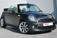 USED 2013 13 MINI CONVERTIBLE 2.0 COOPER SD 2d 141 BHP FSH+CHILI PACK+HEATED LEATHER