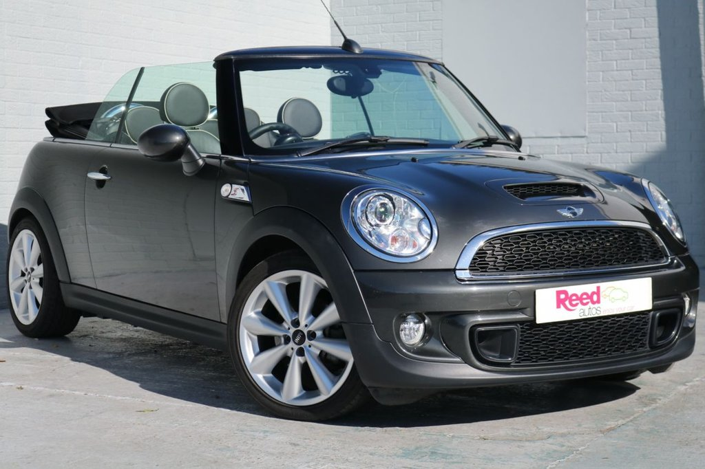 2013 13 MINI CONVERTIBLE 2.0 COOPER SD 2d 141 BHP