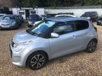 2015 CITROEN C1 1.0 FLAIR ETG 5d AUTO 68 BHP £7250.00