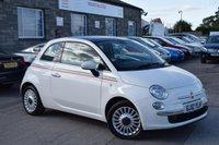 2012 FIAT 500 1.2 LOUNGE 3d 69 BHP £5175.00