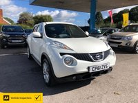 USED 2011 61 NISSAN JUKE 1.6 TEKNA DIG-T 5d 190 BHP NEED FINANCE? WE CAN HELP!