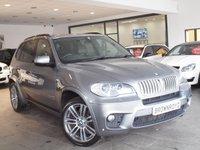 USED 2012 62 BMW X5 3.0 XDRIVE40D M SPORT 5d AUTO 302 BHP 7 SEATS+PAN ROOF+SAT NAV+FSH