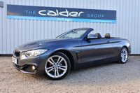 2014 BMW 4 SERIES 2.0 420D SPORT 2d AUTO 181 BHP £16650.00
