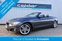 USED 2014 14 BMW 4 SERIES 2.0 420D SPORT 2d AUTO 181 BHP