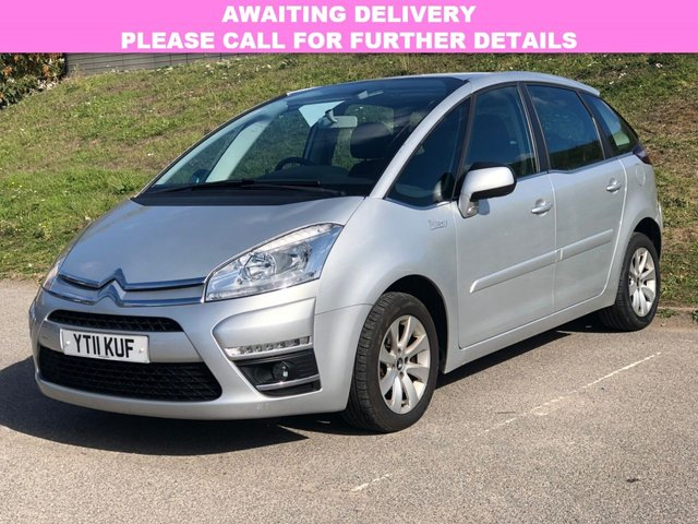 View our 2011 11 CITROEN C4 PICASSO 1.6 VTR PLUS HDI EGS 5d AUTO 110 BHP