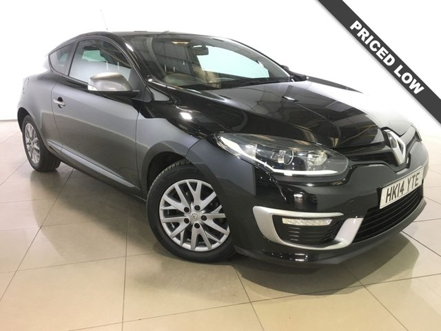 View our 2014 14 RENAULT MEGANE 1.5 KNIGHT EDITION ENERGY DCI S/S 3d 110 BHP