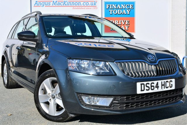 2015 64 SKODA OCTAVIA 2.0 SE TDI CR DSG AUTO Lovely Family 5dr Estate with Very Low Mileage