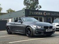 USED 2016 66 BMW 4 SERIES 2.0 420I M SPORT 2d AUTO 181 BHP