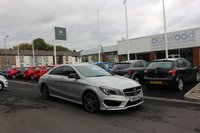 USED 2014 MERCEDES-BENZ CLA 1.6 CLA180 AMG Sport (s/s) 4dr