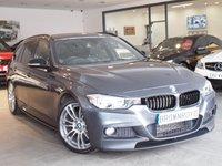 USED 2013 13 BMW 3 SERIES 3.0 330D M SPORT TOURING 5d AUTO 255 BHP