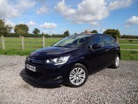 2016 CITROEN C4 1.6 BLUEHDI FLAIR S/S 5d 118 BHP £8990.00