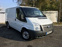 USED 2012 62 FORD TRANSIT 260 2.2 100 BHP LR ***70 VANS IN STOCK***