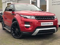 USED 2012 62 LAND ROVER RANGE ROVER EVOQUE 2.2 SD4 DYNAMIC LUX 5d AUTO 190 BHP PREMIUM WARRANTY INCLUDED