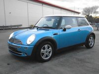 2004 MINI HATCH 1.6 COOPER 3d 114 BHP £1990.00