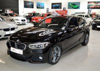 USED 2015 65 BMW 1 SERIES 2.0 120D M SPORT NAV 3d 188 BHP