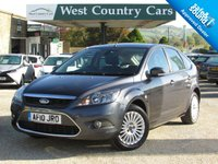 USED 2010 10 FORD FOCUS 1.6 TITANIUM 5d 100 BHP Well Equipped Low Mileage Hatchback