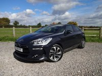 USED 2014 14 CITROEN DS5 2.0 HDI DSTYLE 5d 161 BHP ONLY 2 OWNERS + FULL CITROEN SERVICE HISTORY