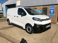 2016 CITROEN DISPATCH 1.6 M 1000 ENTERPRISE BLUEHDI S/S 1d 114 BHP £11250.00