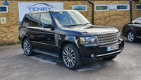 USED 2010 J LAND ROVER RANGE ROVER 4.4 TDV8 VOGUE 5d AUTO 313 BHP