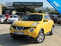 USED 2014 64 NISSAN JUKE 1.6 ACENTA XTRONIC 5d 117 BHP Stand Out From The Crowd