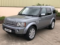 USED 2011 61 LAND ROVER DISCOVERY 3.0 4 SDV6 XS 5d AUTO 255 BHP MASSIVE SPEC, 7 SEATS, SAT NAV, REVERSE CAMERA, HEATED STEERING WHEEL, TIMING BELT JUST REPLACED