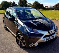 2015 TOYOTA AYGO 1.0 VVT-I X-CLUSIV 5d 69 BHP £6995.00