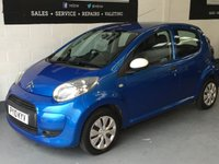 2010 CITROEN C1 1.0 SPLASH 5d 68 BHP