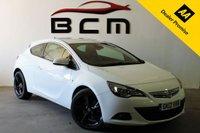 2012 VAUXHALL ASTRA 2.0 GTC SRI CDTI S/S 3d 162 BHP £5985.00