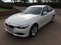 USED 2013 13 BMW 3 SERIES 2.0 318D SE 4d 141 BHP