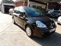2010 RENAULT GRAND MODUS 1.6 DYNAMIQUE VVT 5d AUTO 110 BHP £2990.00