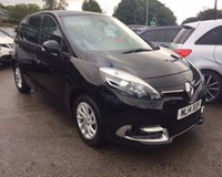 2014 RENAULT SCENIC 1.5 DYNAMIQUE TOMTOM ENERGY DCI S/S 5d 110 BHP £7489.00
