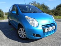 2011 SUZUKI ALTO 1.0 SZ4 5d 68 BHP ** £20 ROAD TAX , GROUP 4 INSURANCE , YES ONLY 19,324 MILES FROM NEW !!, 5 SUZUKI MAIN DEALER SERVICE STAMPS ** £3995.00