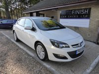 USED 2013 13 VAUXHALL ASTRA 1.4 ENERGY 5d 98 BHP # MOT # TAX # 6 MONTHS WARRANTY # ENGINE SERVICE #