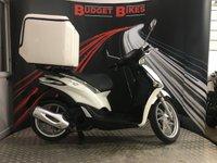 2016 PIAGGIO LIBERTY 124cc LIBERTY 125  £1890.00