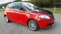 2012 CHRYSLER YPSILON 1.2 BLACK AND RED 5d 69 BHP £4250.00