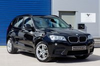USED 2014 14 BMW X3 2.0 XDRIVE20D M SPORT AUTO (SAT NAV / PANORAMIC ROOF)