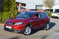 USED 2015 15 NISSAN QASHQAI 1.2 ACENTA DIG-T SMART VISION XTRONIC 5d AUTO 113 BHP