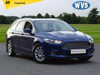 USED 2015 65 FORD MONDEO 2.0 TITANIUM ECONETIC TDCI 5d 148 BHP 1 KEEPER, 5 SERVICES, 2 KEYS, AA INSPECTED.