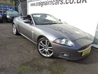 2007 JAGUAR XK 4.2 XKR 2d AUTO 416 BHP £21495.00