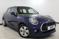 USED 2015 65 MINI HATCH COOPER 1.5 COOPER D 5DR AUTOMATIC 114 BHP SAT NAV 1 Owner SERVICE HISTORY + BLUETOOTH + CRUISE CONTROL + MULTI FUNCTION WHEEL + DAB RADIO + AIR CONDITIONING + 15 INCH ALLOY WHEELS