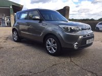 2015 KIA SOUL 1.6 CONNECT 5d 130 BHP - FANTASTIC CONDITION £9975.00