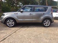 USED 2015 15 KIA SOUL 1.6 CONNECT 5d 130 BHP - FANTASTIC CONDITION