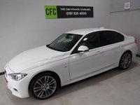 2014 BMW 3 SERIES 3.0 330D XDRIVE M SPORT 4d AUTO 255 BHP £17000.00