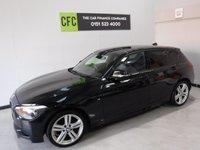 2014 BMW 1 SERIES 2.0 120D XDRIVE M SPORT 5d 181 BHP £12500.00