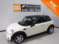 USED 2010 10 MINI HATCH COOPER 1.6 COOPER D 3d 108 BHP THIS CAR HAS NO EXPENSE BEEN SPARED ON SERVICING THIS CAR HAS A 5 STAMP BMW SERVICE HISTORY, COME WITH A CHILI PACK, MULTI FUNCTION STEERING WHEEL, BEST COLOR  COMBO GLEAMING  WHITE WITH BLACK LEATHER                                       for more Information Please Call Now on 0151525 4400,  07967141248. Family Run Business Since 1990