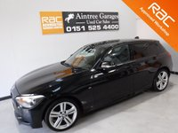 USED 2014 64 BMW 1 SERIES 2.0 120D XDRIVE M SPORT 5d 181 BHP GET READY FOR THE WINTER 4 WHEEL DRIVE ONE OWNER FROM NEW FULL BMW SERVICE HISTORY, HALF LEATHER TRIM, BLUETOOTH, PARKING SENSORS, AMAZING LOOKING CAR, BRUSHED ALLOY INSERTS, FACTOR PRIVACY GREAT CAR                                    Information Please Call Now on 0151525 4400,  07967141248. Family Run Business Since 1990
