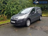 2015 CITROEN BERLINGO 1.6 625 ENTERPRISE HDI 5d 75 BHP 3 FRONT SEATS AIR CON PARKING SENSORS