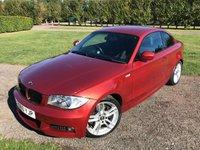 2010 BMW 1 SERIES 2.0 123D M SPORT 2d AUTO 202 BHP Full BMW Service History £7995.00